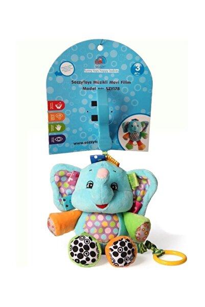 Sozzy Toys Müzikli Mavi Filim Szy178