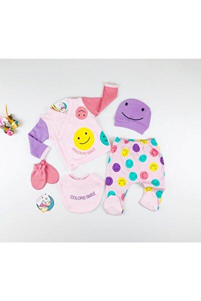 Dreambaby Smile Kız Bebek 5'li Set