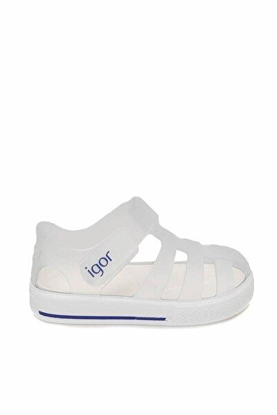 IGOR S10171 Star-ö41 Beyaz Unisex Çocuk Sandalet 100346399