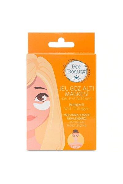 Bee Beauty Jel Göz Altı Maskesi Kolajenli Yaşlanma Karşıtı&nemlendirici