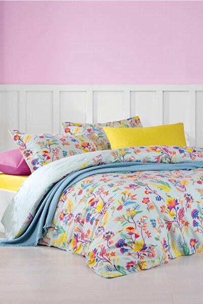 Yataş Bedding Nomina Saten Çift Kişilik Nevresim Takımı %100 Pamuk