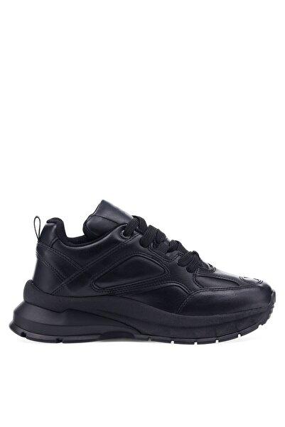 Nine West Cupbela 1pr Siyah Kadın Sneaker