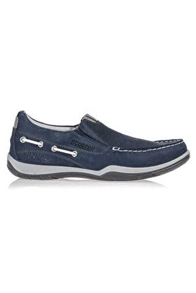 Deri Jean Erkek Ayakkabı M2021NJ 43