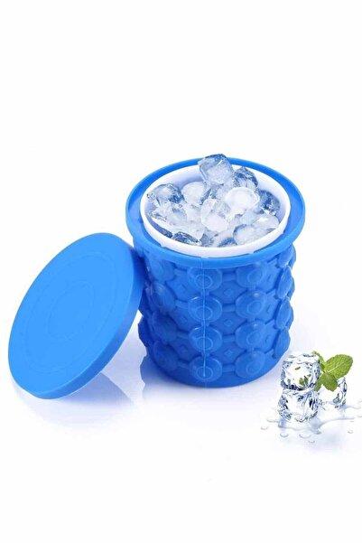 Dopagu Çok Amaçlı Buz Kovası Ice Cube Marker Genie Silikon