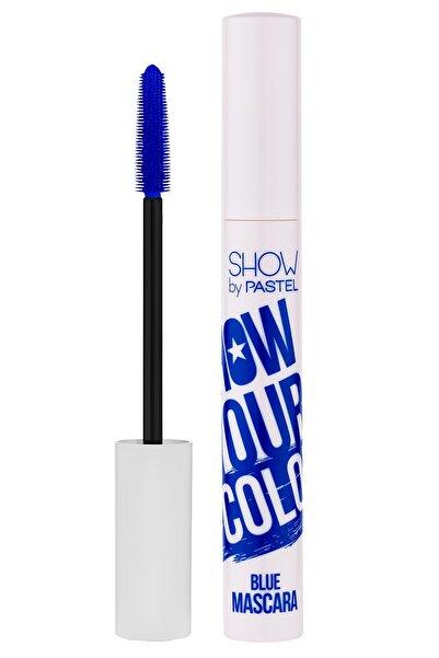Pastel Show Your Show Your Color Mascara Blue 11
