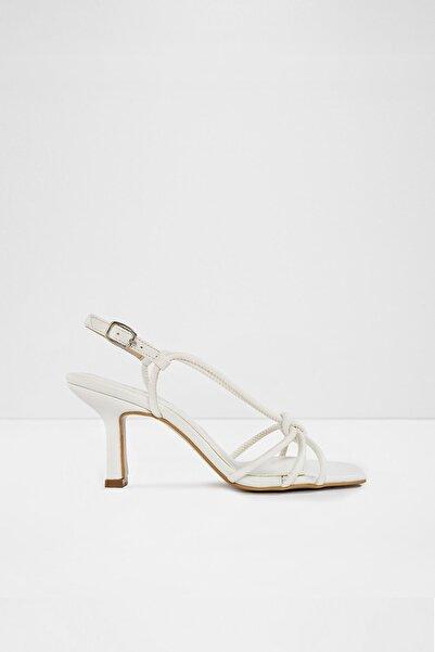 Aldo Rımını-tr - Beyaz Kadın Yüksek Topuklu Sandalet