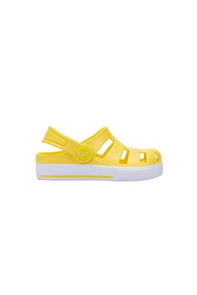 IGOR S10277-008 Ola Amarillo Sandalet
