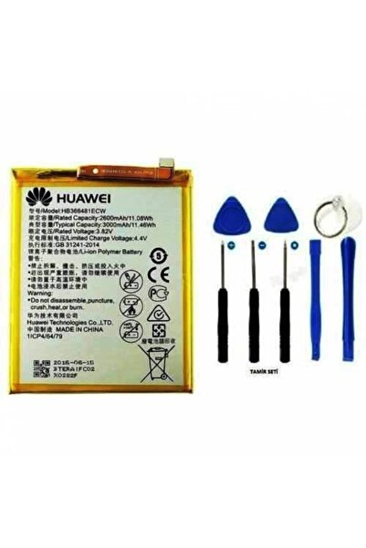 HONOR Huawei 8 - 8 Lite Batarya Pil + Tamir Seti Hb366481ecw