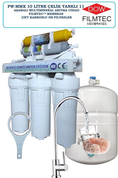 Pw Purewater Multi Mineral Açık Kasa Su Arıtma Cihazı