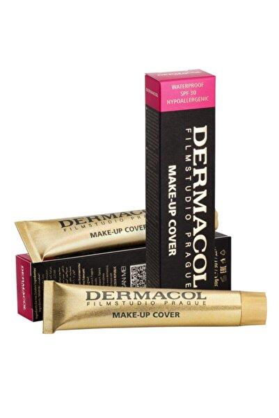 Dermacol Makeup Cover Fondoten 30ml Spf30 210 111cz