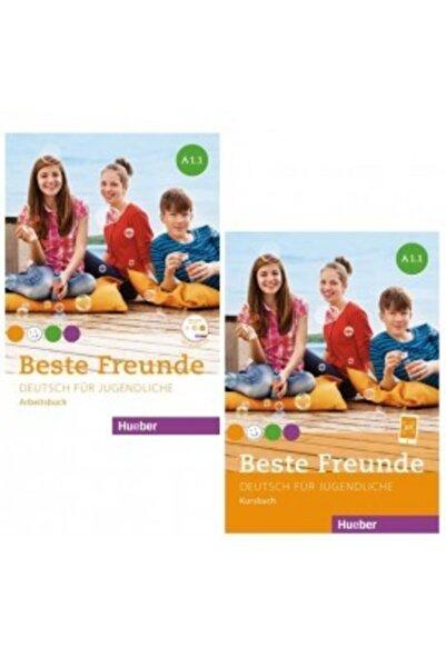 Hueber Yayınları Hueber Beste Freunde A1.1 Kursbuch Und Arbeitsbuch Mit Cd-rom