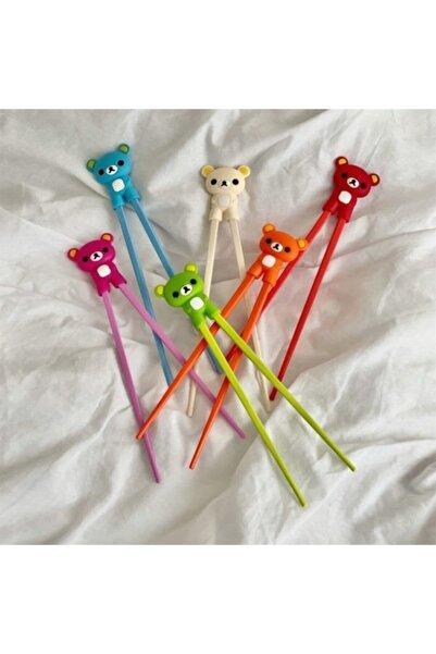 muyoso Renkli Chopstick Ve Chopstick Öğrenme Aparatı