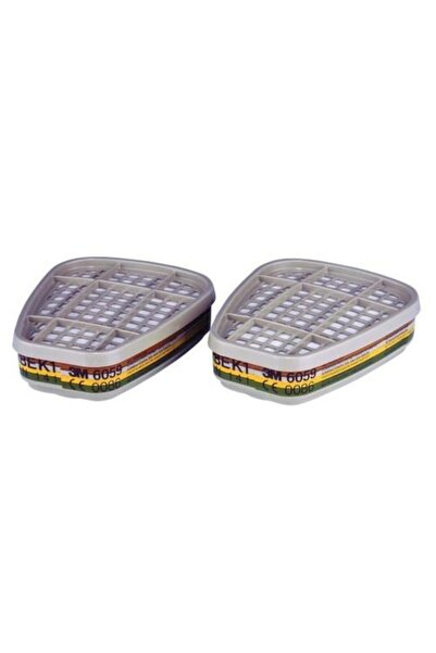 3M 6059 Abek1 Filtre