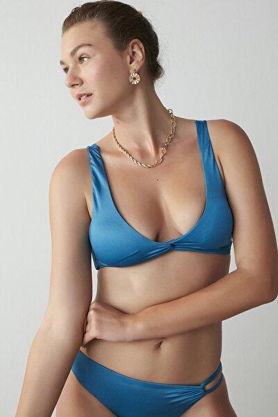 Penti Petrol Yeşili Kylie Hot Bikini Üstü
