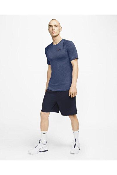 Nike Pro Short Sleeve Erkek Tshirt Cj4842-469