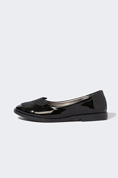 DeFacto Kız Çocuk Minnie Mouse Lisanslı Babet Ayakkabı