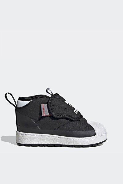 adidas Bebek Günlük Ayakkabı Superstar 360 Boot I Fv7266