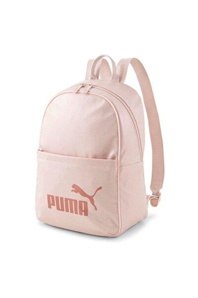 Puma Core Up Kadın Pembe Günlük Stil Sırt Çantası 07830003