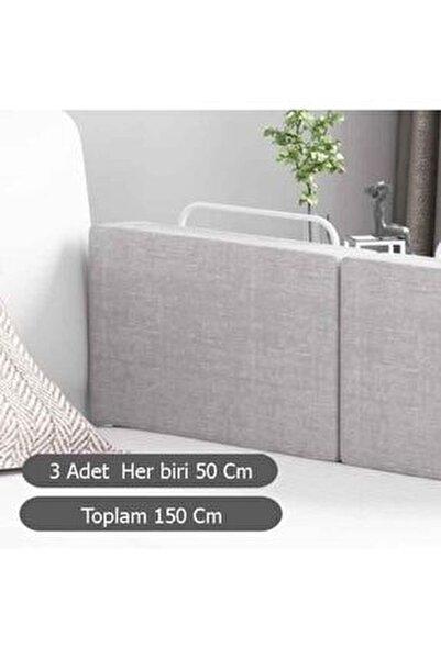 150 Cm Serenity Xl Yeni Nesil Yatak Bariyeri Korkuluğu Grey