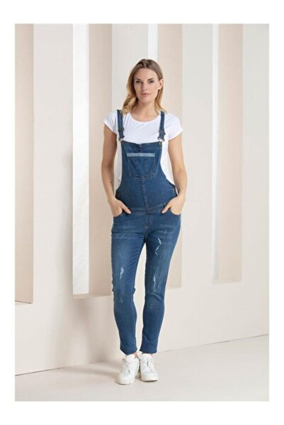 Işşıl 3562-boru Paça Tırnaklı Bahçıvan Pantolon