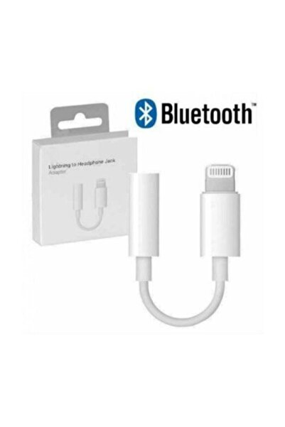 Cepsuar Iphone 7-8-x-plus Kulaklık Çevirici Bluetooth Aux Dönüştürücü