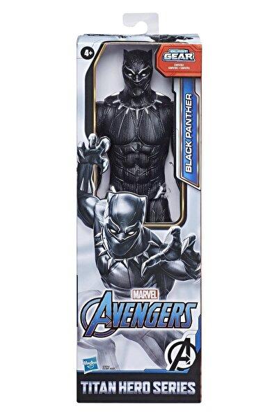 AVENGERS : Endgame Black Panther Titan Hero Figür E7876