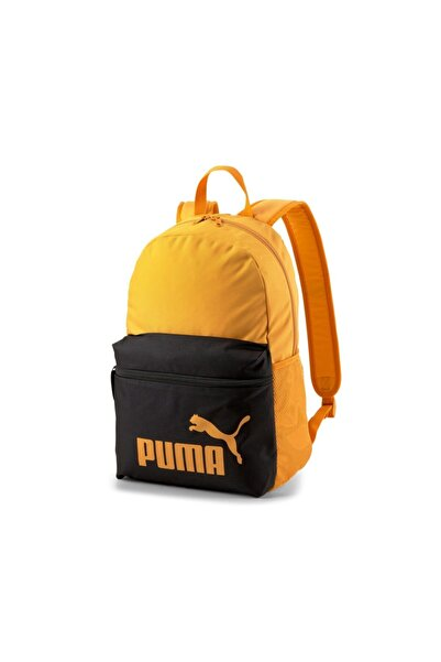 Puma Phase Backpack Sırt Çantası 7548759 Sarı