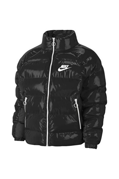 Nike W Nsw Icon Clash Otw Syn Kadın Günlük Mont
