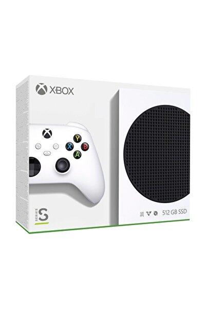 xbox Microsoft Series S 512 Gb Oyun Konsolu - Beyaz (ithalatçı Garantili)