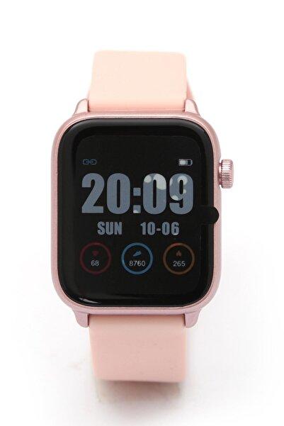 Daniel Klein Smart Watch Pembe Kol Saati