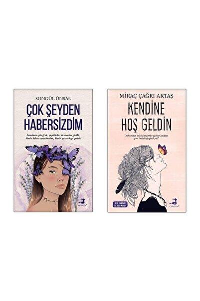 Olimpos Yayınları Çok Şeyden Habersizdim - Songül Ünsal / Kendine Hoş Geldin - Miraç Çağrı Aktaş (ikili Kitap Seti)