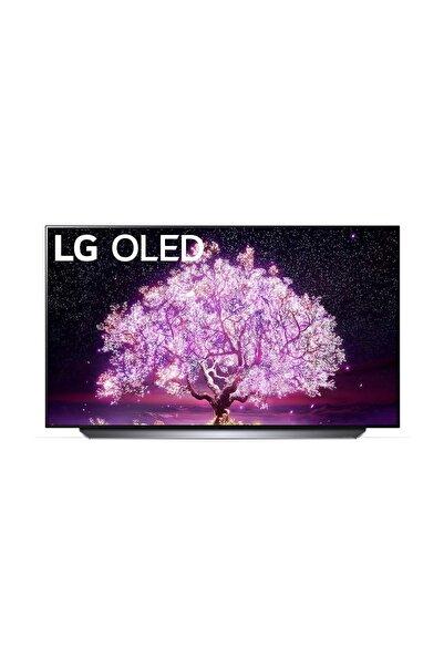 """LG OLED48C14 48"""" 122 Ekran Uydu Alıcılı 4K Ultra HD Smart OLED TV"""