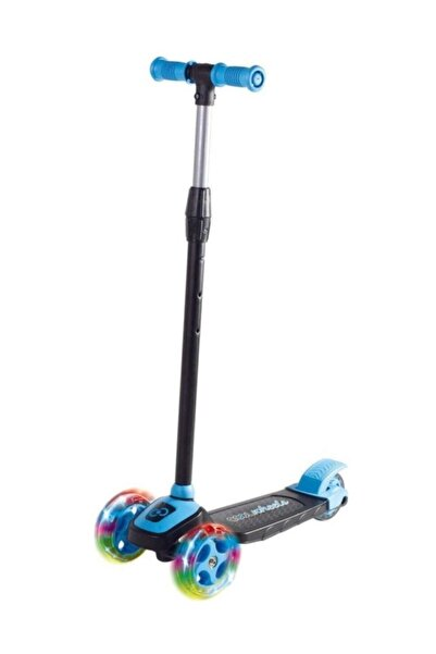 Furkan Toys Wheels Led Işıklı 3 Tekerlekli Yükseklik Ayarlı Twist Scooter
