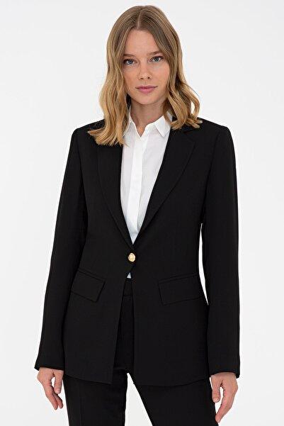 Pierre Cardin Sıyah Kadın Ceket G022SZ002.000.1310758