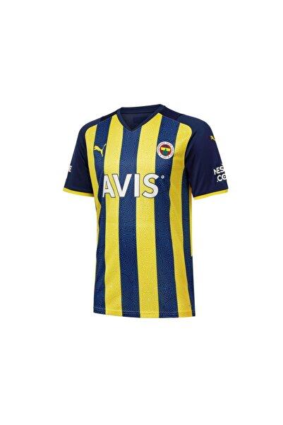 Puma Fenerbahçe 2021/22 Iç Saha Forması 76700201 Çubuklu