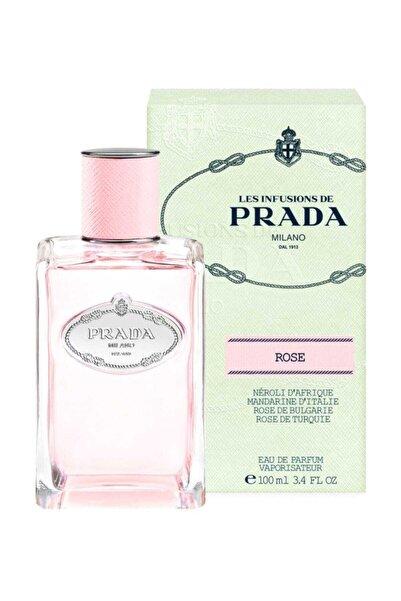 Prada Rose Edp 100 ml Kadın Parfümü 8435137754601
