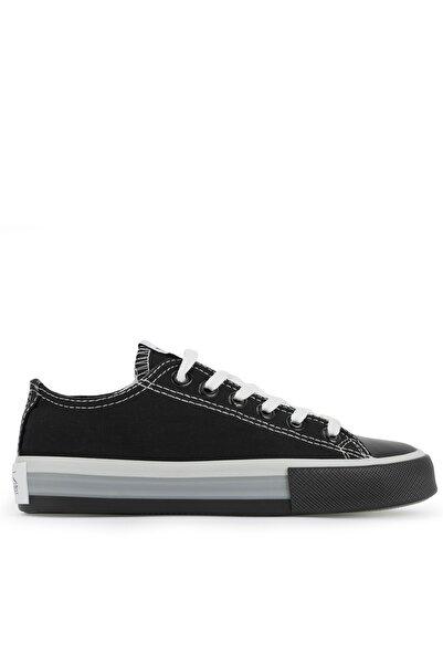 Slazenger Sead Sneaker Kadın Ayakkabı Siyah