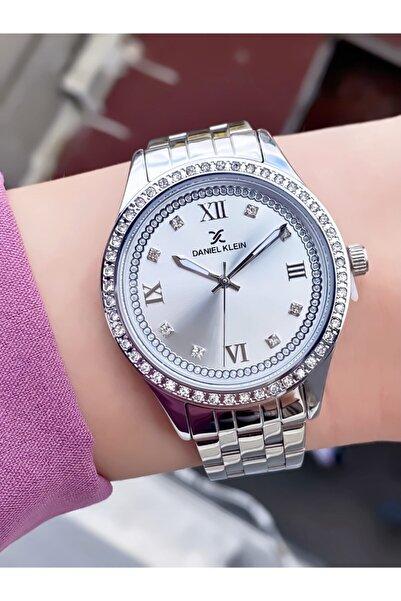 Daniel Klein Kadın Gümüş Kol Saati