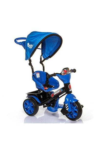 Global Oyuncak Bobo Speed Bisiklet Mavi
