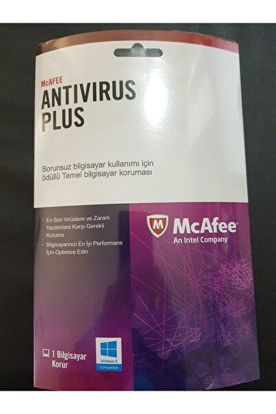 McAFEE Lisanslı Anti Virüs Plus 1 Yıl Türkçe Çoklu Cihaz Koruma