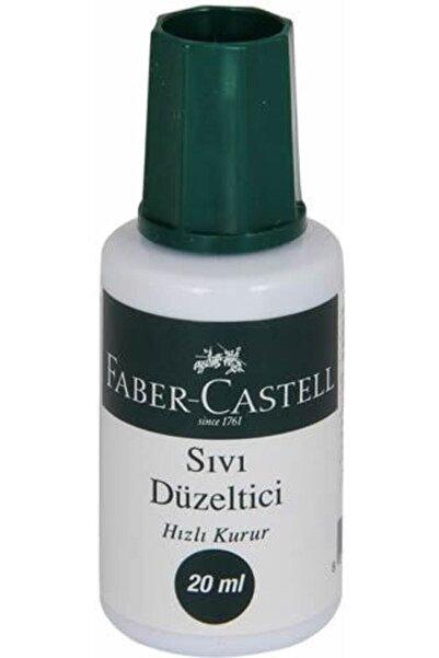 Faber Castell Sıvı Düzeltici Daksil 20 ml