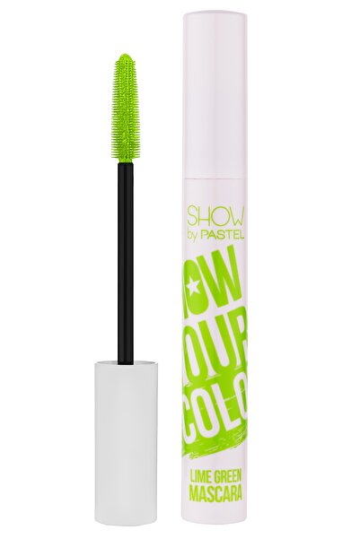 Pastel Show Your Show Your Color Mascara Lime Green 12