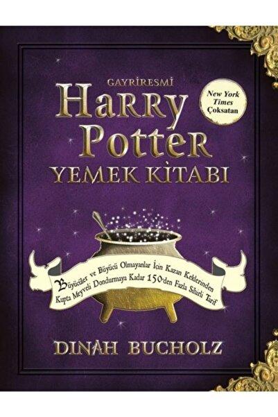 Martı Yayınları Gayriresmi Harry Potter Yemek Kitabı