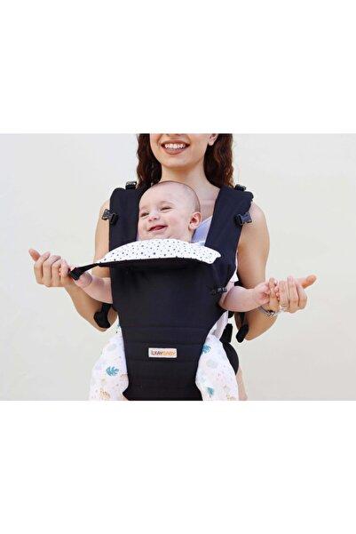 İlkayBaby Her Yöne Bebek Taşıma Kangurusu Siyah