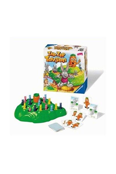 RAVENSBURGER Zıp Zıp Tavşan Oyunu - 221462