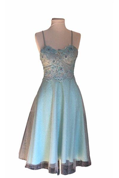 Barrus İşlemeli Elbise