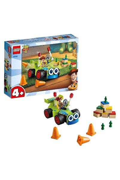 LEGO 10766 LEGO Juniors Oyuncak Hikayesi 4 Woody & RC