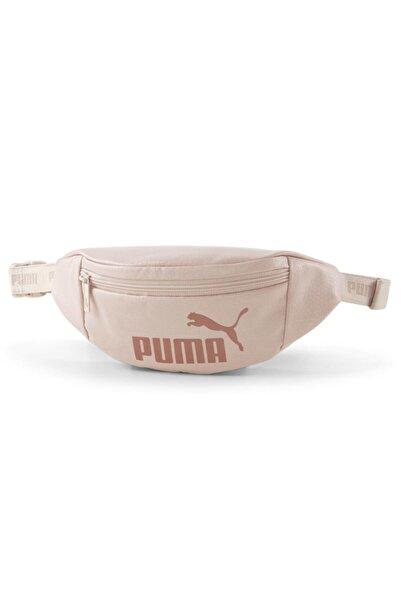 Puma Core Up Kadın Pembe Günlük Stil Bel Çantası 07830203