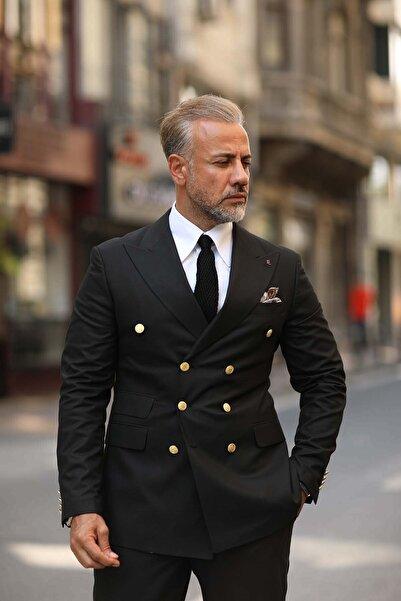 Fc Plus Kruvaze Takım Elbise