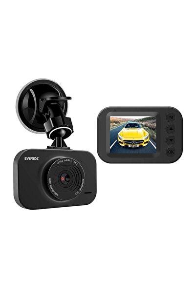 Everest Evercar G20 2.0 Ips Ekran 5.0 Mp 120° Geniş Açı Hareket Algılama+G-Sens 1080p Araç İçi Kamera